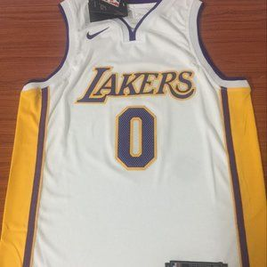 Los Angeles Lakers Kyle Kuzma Authentic Jersey